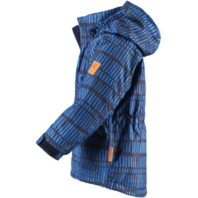 Reima Unisex Nappaa Jacket Blue